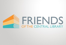 Friends of the Central Library Identity